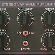 MANLEY STEREO VARIABLE MU with HP SC
