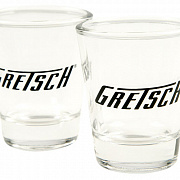 GRETSCH SHOT GLASS SET (2)